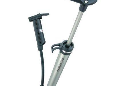 best bike frame pump with gauge